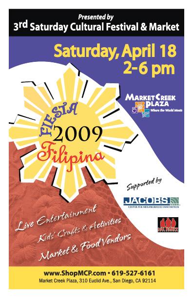 April 18th 2-6pm Market Creek Plaza