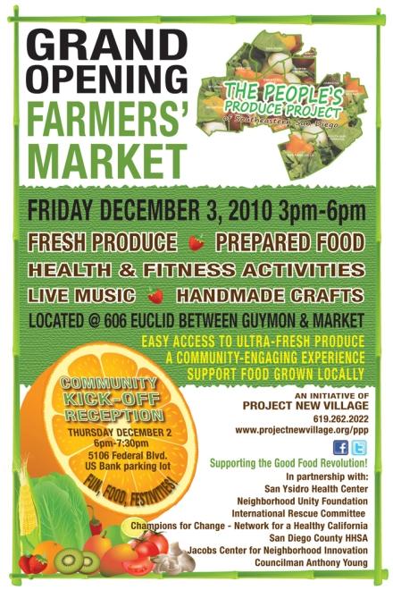 PNV Farmers Market 2010-12