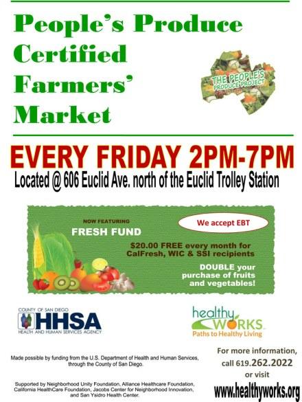 People's Produce Certified Farmers' Market