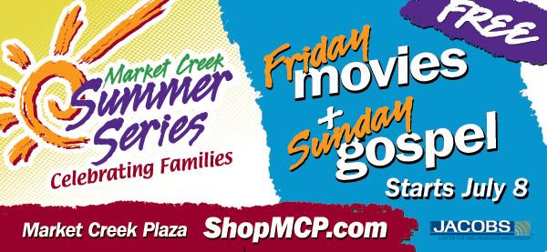 Friday Movies & Sunday Gospel, starts July 8