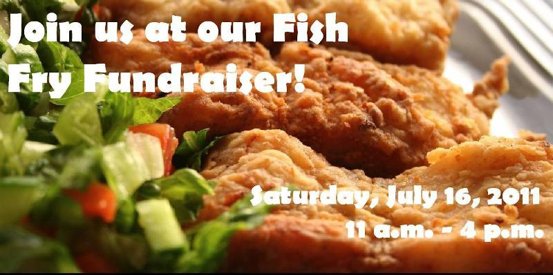 Join us at our fish fry fundraiser