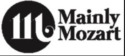 Mainly Mozart Jam Session - February 4th