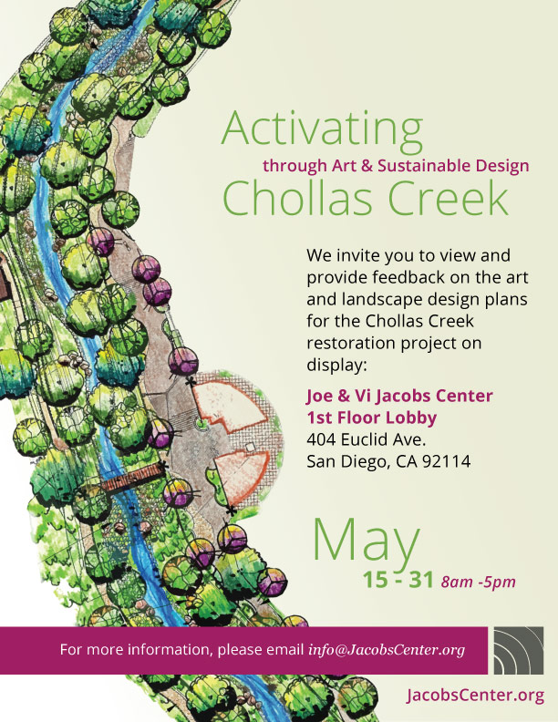 Chollas Creek Restoration