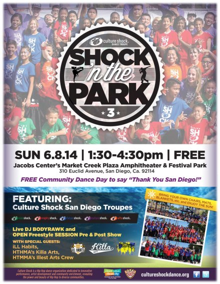 Shock-in-the-park