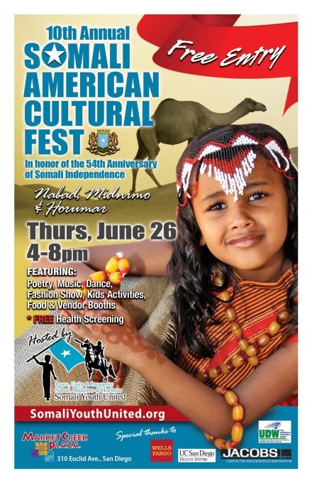 10th Annual Somali American Cultural Fest