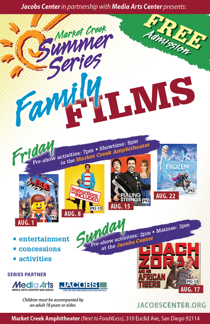 Family Movie Night Flyer Familyfilms-flyer
