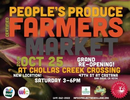 Peoples Produce Farmers Market