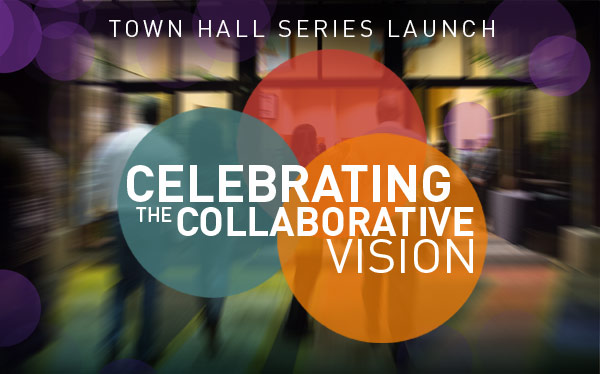 Town Hall Series Launch