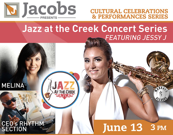 For more info on Jazz at the Creek, visit jazzatthecreeksd.com or call 858-650-3190